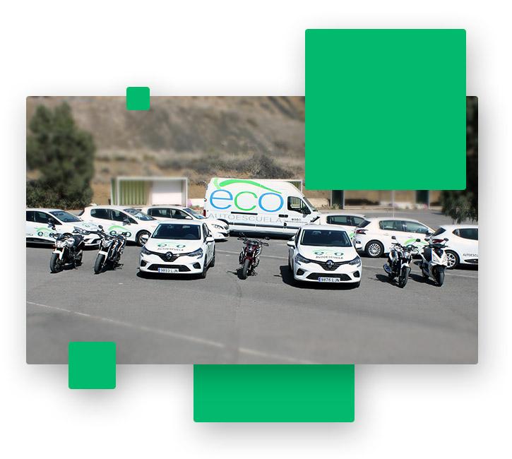 vehiculos autoescuelta ECO en Las Palmas
